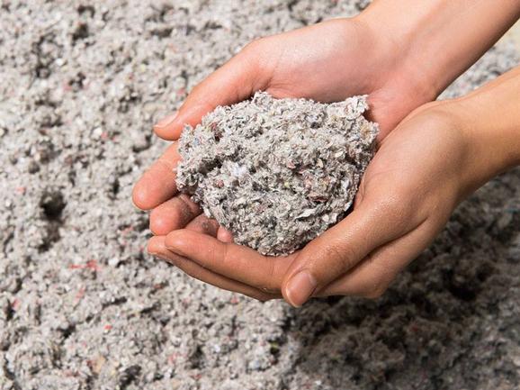 Insufflation de laine minérale